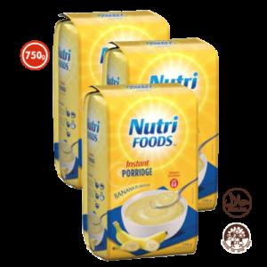 Zesto Group - Nutrifoods Banana