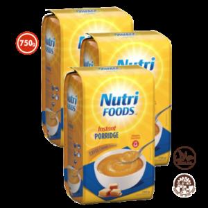 Zesto Group - Nutrifoods Caramel