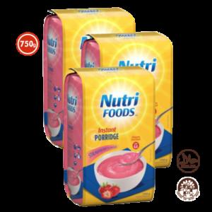 Zesto Group - Nutrifoods Strawberry