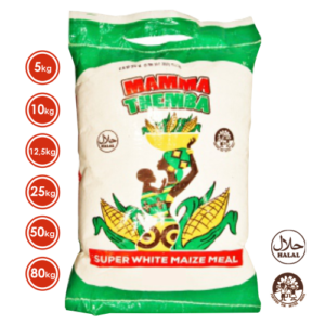 Zesto Group - White Maize Meal