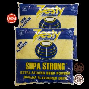 Zesto Group - Instant Beer Zesto Milling Banana 500g