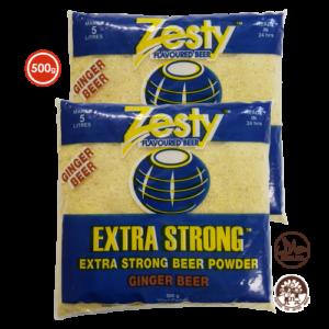 Zesto Group - Instant Beer Zesto Milling Ginger 500g