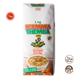 Zesto Group - Instant Porridge Mamma Themba Caramel 1kg