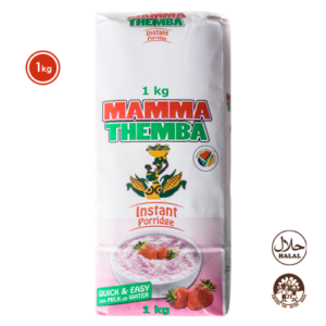 Zesto Group - Instant Porridge Mamma Themba Strawberry 1kg