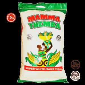 Zesto Group - Super White Maize Meal 10kg