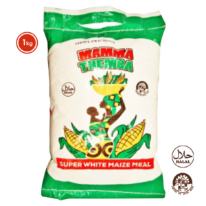 Zesto Group - Super White Maize Meal 1kg