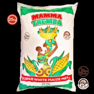 Zesto Group - Super White Maize Meal 25kg