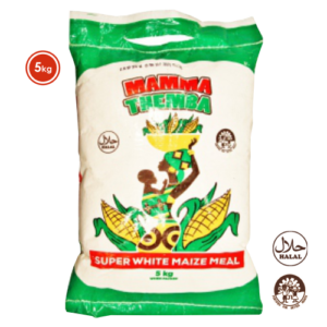 Zesto Group - Super White Maize Meal 5kg