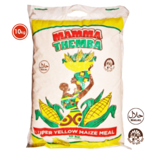 Zesto Group - Super Yellow Maize Meal 10kg