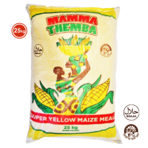 Zesto Group - Super Yellow Maize Meal 25kg