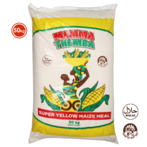 Zesto Group - Super Yellow Maize Meal 50kg