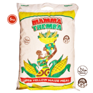 Zesto Group - Super Yellow Maize Meal 5kg