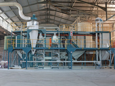 Zesto Group Milling Plants