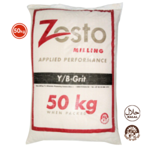 Zesto Group Yellow & White B Grit